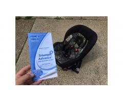 Evenflo Car Seat -- Good Condition, Low Price!