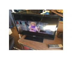 "24"" LED TV with DVD Player -- Great Price!"