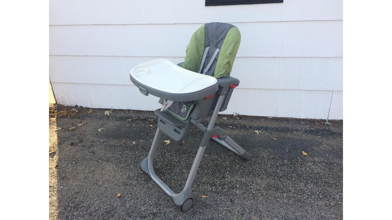Graco High Chair -- Good Condition, Nice Chair!