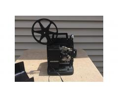 Bell & Howell Movie Projector -- Model 256 AB, 8mm, Nice!