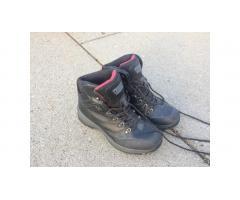 Hiking / Work Boots -- Everest brand, Men's 11.5, Waterproof!