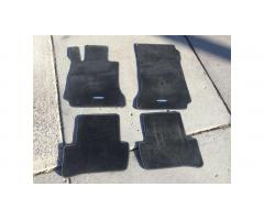 Mercedes C-Class Floor Mats -- Excellent Condition, Low Price!