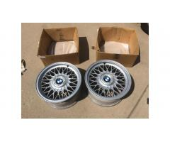 +++ BMW e38 Wheels - Good Condition, Low Price! +++
