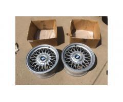 +++ BMW e38 Wheels - Good Condition, Low Price! +++