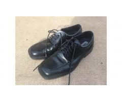 Merona Leather Oxfords -- Dressy, Good Price!