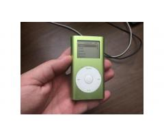 iPod Mini 2nd Generation -- Bad Click Wheel, Upgradeable to SD Card!