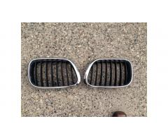 BMW X5 E53 Grille Kidneys -- Stock Pieces, Low Price!