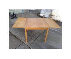 IKEA Extending Dining Table -- Sturdy Table, Low Price!