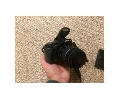 Sony Alpha DSLR A230 Digital Camera -- Great Unit, Low Price!
