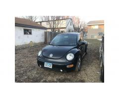 Volkswagen VW New Beetle 1.8 Turbo - Cool Car, Great Project!