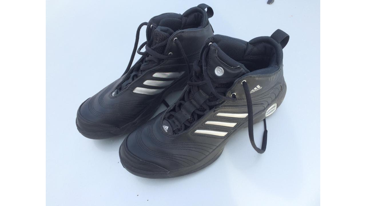 0e8fb81e072d Adidas Basketball Shoes -- Men s Size 12
