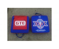 Metrodome Superbowl Seat Cushions 1992 -- Great Collectible!