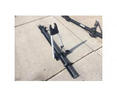 Thule Bike Rack -- Good Condition, Low Price!