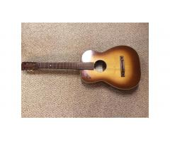 Eko Guitar -- Vintage Italian Guitar, Needs Care!