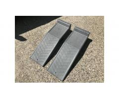 Car Ramps -- Rhino Ramps, Lightweight!
