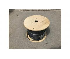 Spool of RG6 Coaxial Cable -- 18 guage, Low Price!