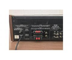 Vintage Stereo Receiver -- Realistic STA-2080