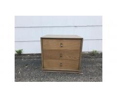 Mid-Century Nightstand -- Nice Drawers, Low Price!