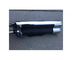 Honda Fury VTX 1300 Exhaust -- Stock Honda, Perfect Condition!