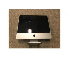 "iMac 20"" -- Needs Graphics Card!"