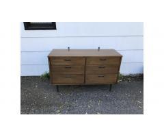 Mid Century Lowboy Dresser Drawers - Nice!
