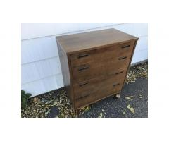 Mid Century Highboy Dresser Drawers - Very Nice!