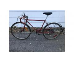 Vintage Schwinn Collegiate - Beautiful Red!