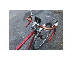 Vintage Schwinn Collegiate - Beautiful Red!