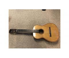 Classical Guitar -- Made in Brazil, 1970s, Great Sound!
