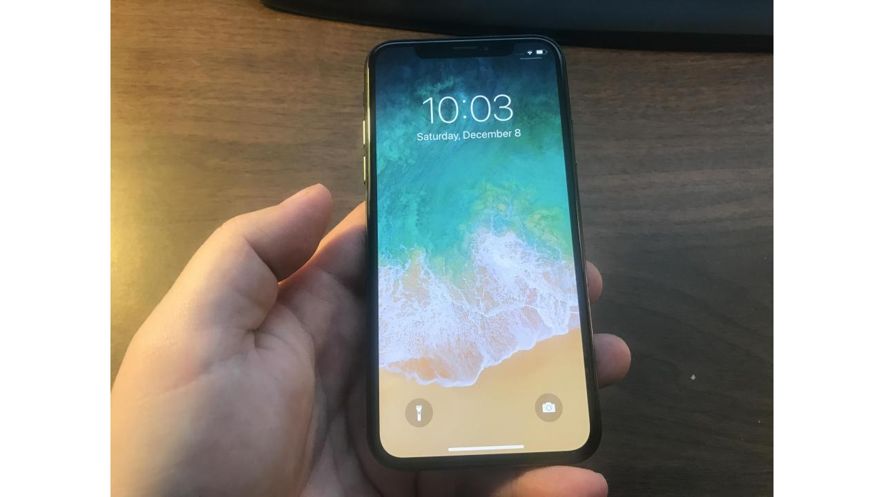 iPhone X 256gb Unlocked for GSM - a1901, Space Gray, Perfect!