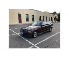 1995 BMW 318ti -- 69k Miles, CA Car, Needs Radiator!