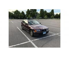 1995 BMW 318ti -- 69k Miles, CA Car, Needs Radiator!