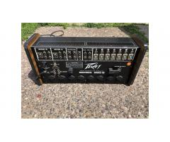 Peavey PA-700S Stereo Mixer Amp