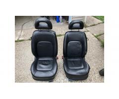 Volkswagen New Beetle Leather Seats