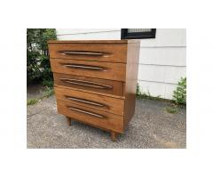Mid Century Ward Manufacturing Dresser Chest