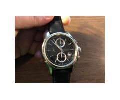 Hamilton Jazzmaster Automatic Chronograph H326160 ETA Valjoux 7750