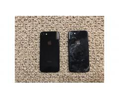 Two iPhone 8 64gb Space Gray Make One - A1905 A1863