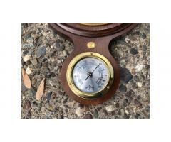 Howard Miller Catalina 612-718 Weather Station -- Clock, Thermometer, Barometer, Hygrometer!