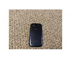 Samsung Galaxy S3 SGH-i747 -- Unlocked for GSM, Crack in Screen