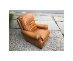 Leather Recliner -- Hancock & Moore, Wonderful Chair!